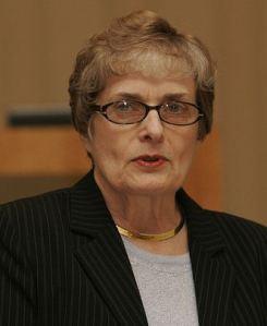 LtGen Carol Mutter, USMC (Retired)