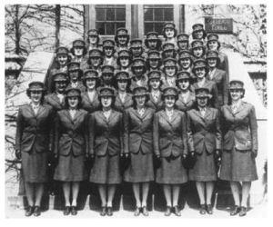 The first graduating class