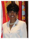 Betty Moseley BrownPresidentWomen Marines Association