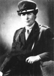 Maj (later Col) Ruth Cheney Streeter of Morristown, New Jersey