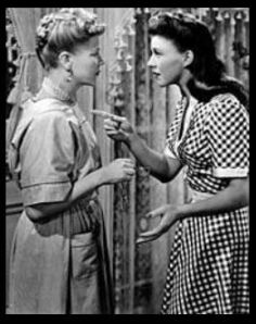 Lela and Ginger Rogers