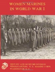Women Marines in WWI