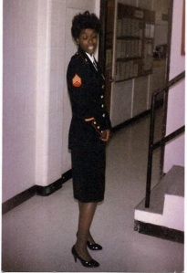 Sgt Sharon Tutt