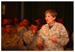 Major General Angela Salinas