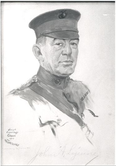 General John A. Lejeune