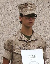 Private First Class Kristina J. Anteau