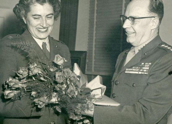 Col Julia Hamblet
